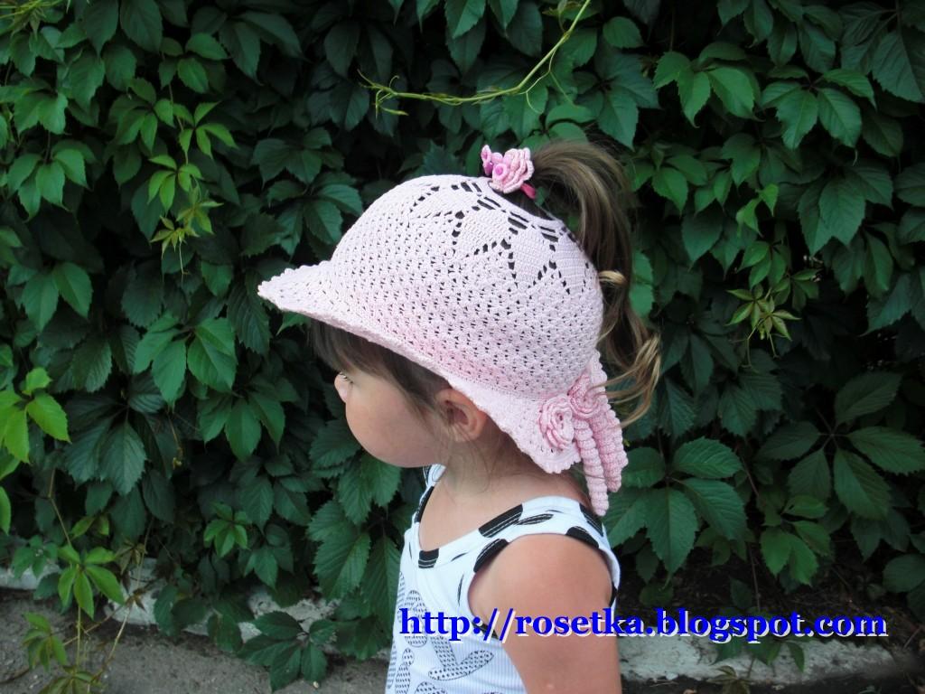 ...шляпки крючком схемы, шапочка крючком для девочки схема, вязание.