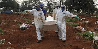 ATENCION…!!!  Americalatina se perfila como nuevo epicentro de la pandemia