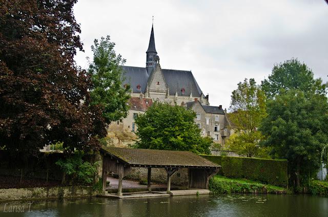Montresor Valea Loarei Franta