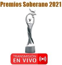 Premios Soberanos En vivo 2021