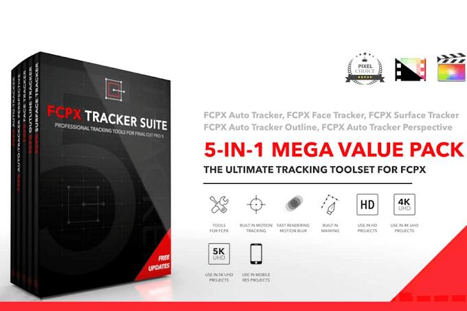 PixelfilmStudios – FCPX Tracker Suite