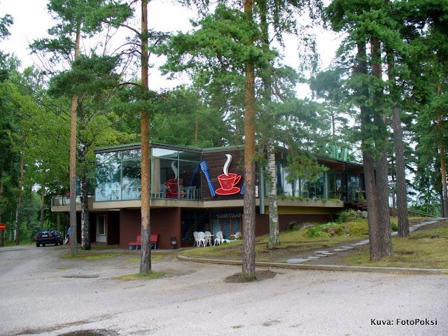 Ravintola Sääksmäen silta