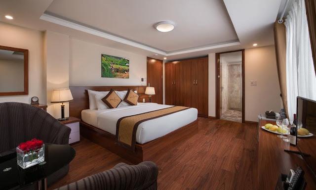Phòng đôi -khách sạn sapa golden villa sapa