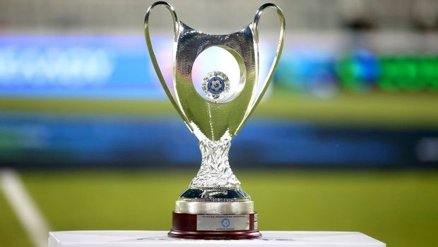 Live Streaming: Η κλήρωση των ημιτελικών του Κυπέλλου Ελλάδας (live)