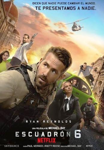 Escuadrón 6 (2019)   DVDRip Latino HD GoogleDrive 1 Link