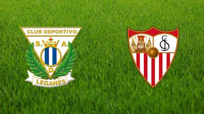 مباراة إشبيلية وليغانيس بين ماتش مباشر 16-1-2021 والقنوات الناقلة في كأس ملك إسباني