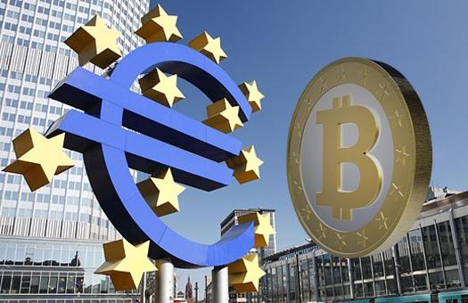 البنك المركزي الأوروبي والبيتكوين