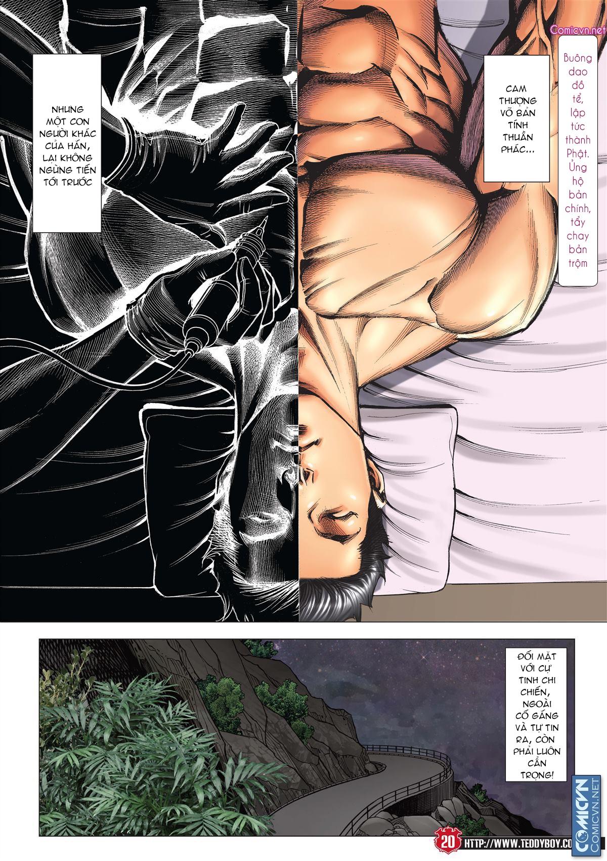 Người Trong Giang Hồ chapter 2127: thế đạo bất công trang 20