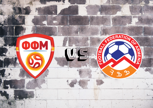 ARY de Macedonia vs Armenia  Resumen
