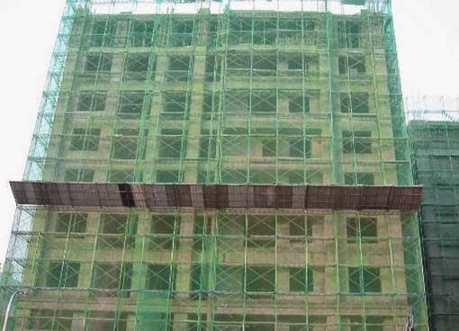 Safety Net dan Safety Deck