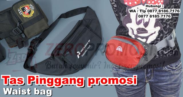 Souvenir Tas Pinggang promosi, Waist bag, tas pinggang custom, custom waist bag, Konveksi Tas Pinggang promosi, Merchandise Promosi Tas Pinggang