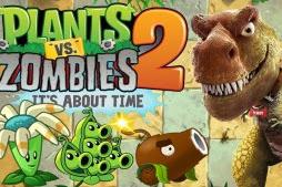 Free Download Game Terbaru 2016 Plants vs. Zombies 2 MOD APK 4.5.2