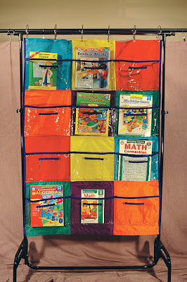 Use library chart to store classroom centers