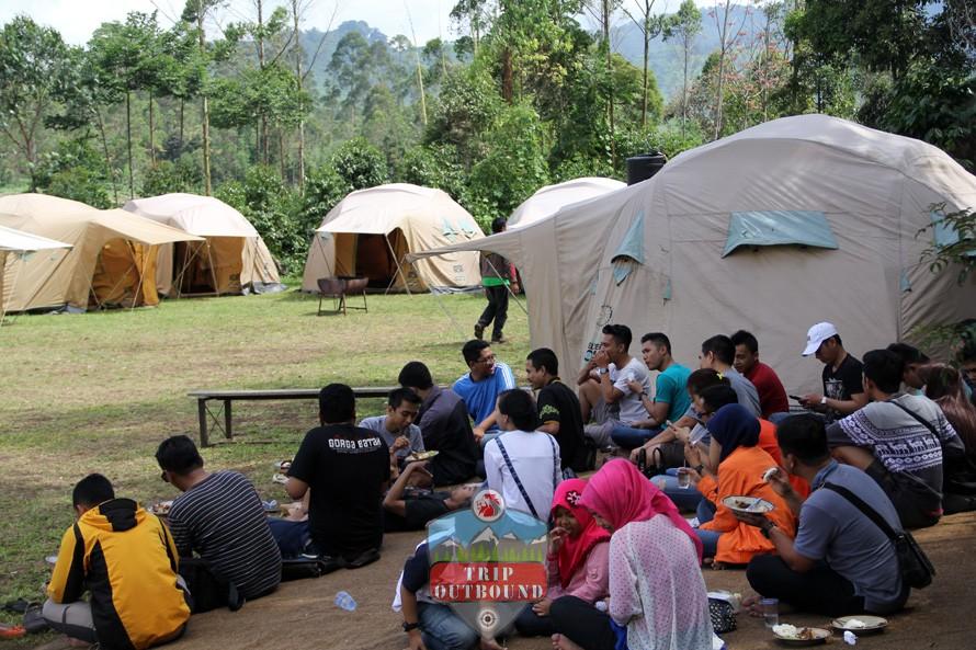 Camping Bandung--