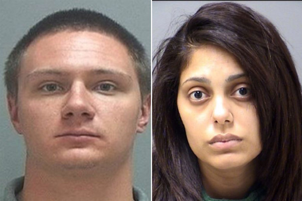 Police: Utah Couple Tortured Newborn To Death