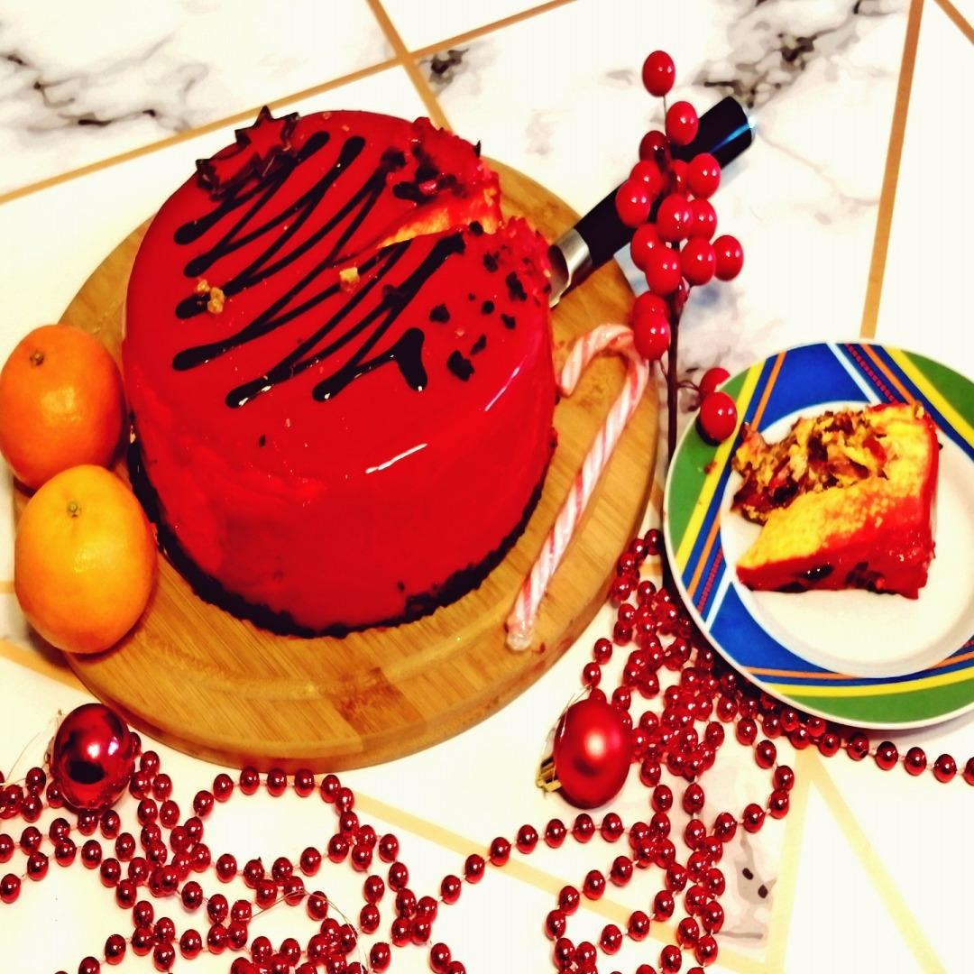 Tort z Rokitnikiem, Słodka Strefa