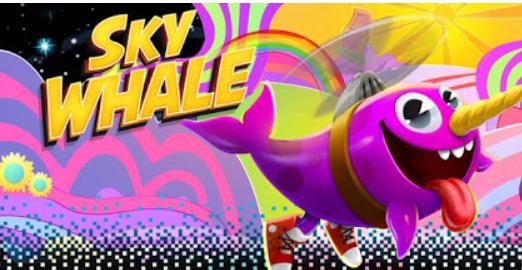 Sky Whale v3.1.0 Oyunu Sınırsız Para Hileli Mod Apk İndir 2019