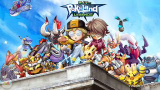 pokeland legends apk terbaru full crack