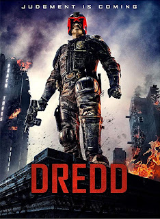 Dredd 2012 Dual Audio 720p BluRay