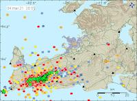 Minskad risk för snart vulkanutbrott på Reykjanes