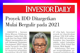 The IDD project is targeted to start in 2021