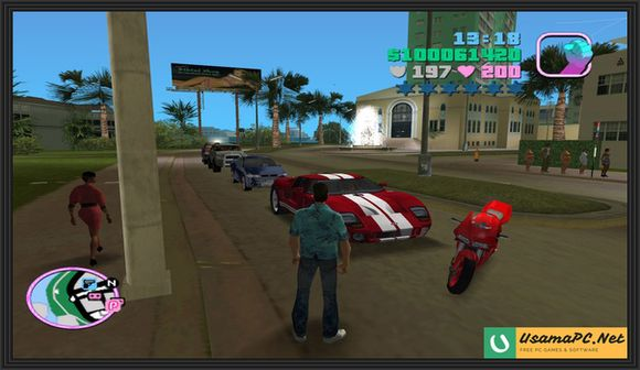 GTA Vice City Gameplay