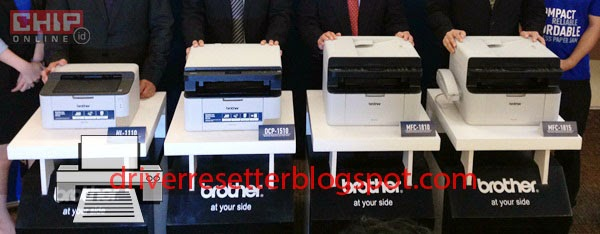 Brother Introduces Four New Series Monochrome Laser Printer