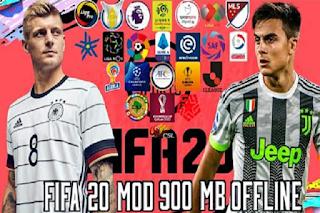 FIFA 20 MOD FIFA 14 2020 HD