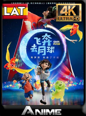 Más Allá de la Luna (2020) Latino4K [2160p] UHD HDR [GoogleDrive] RijoHD