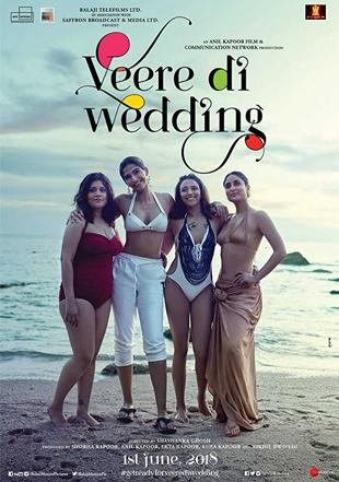 Veere Di Wedding 2018 Full Hindi Movie Download HDRip 720p