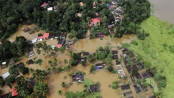 مصرع نحو 200 شخص في جنوب آسيا جراء الأمطار الموسمية