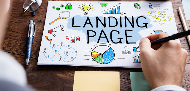 tips to build converted landing page design
