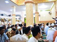 Bangkitkan Semangat Masjid Sebagai Tempat Konsolidasi Ummat