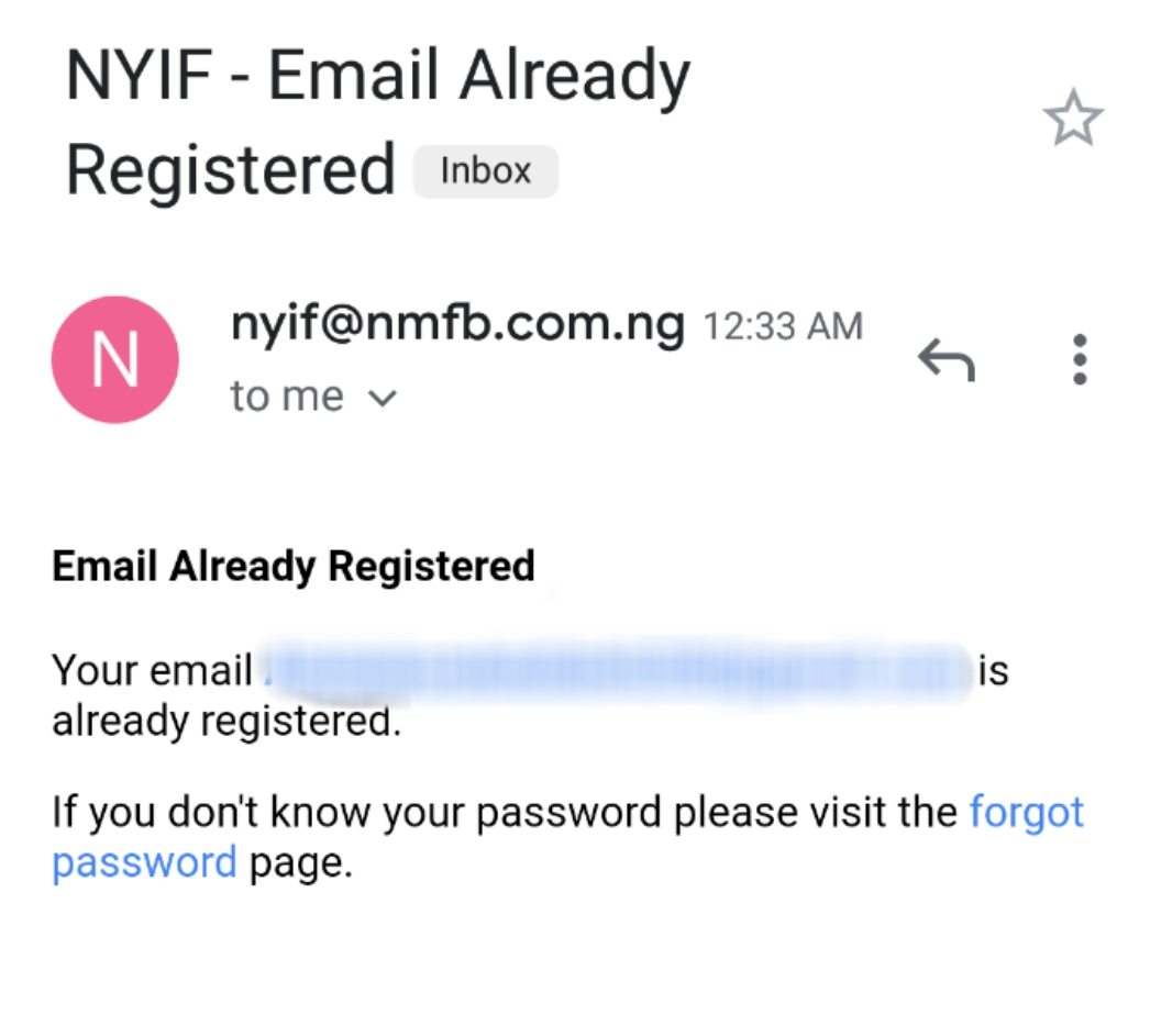 For those who have not receive verification email, did you VALIDATE BVN ?