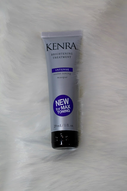 Kenra brightening treatment review