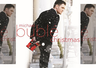 Michael Buble's Music: Yuletide Collection - Album (20 Songs): Jingle Bells (featuring the Puppini Sisters), Santa Claus is Coming to Town, It's Beginning to Look a Lot Like Christmas and More..