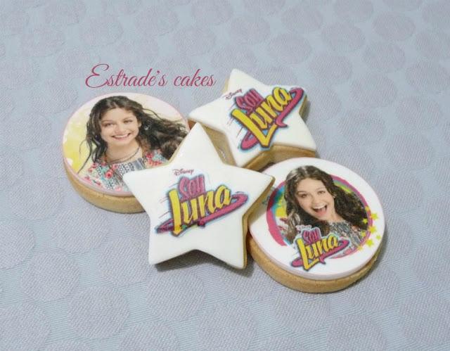 galletas decoradas de Soy Luna 2