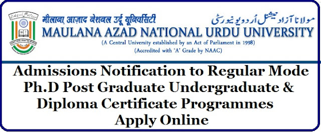 MANUU 2020 Application Form (Released) – Apply Here Online | MANUU Admission 2020: Admission form, Application process/2020/05/manuu-admission-notification-2020-admission-form-apply-online-manuucoe.in.html