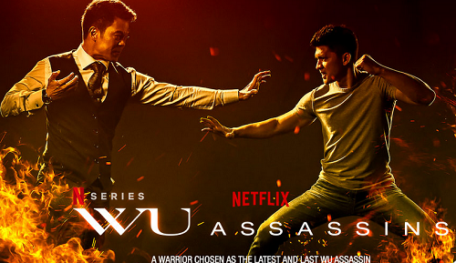 Download Wu Assassins – New Netflix Series to Spice up your weekend