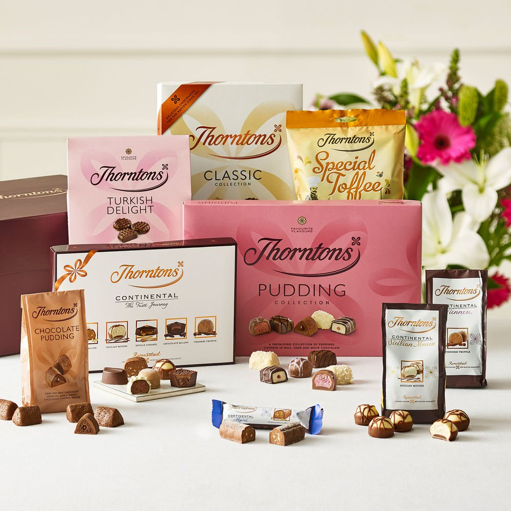 *Gift Ideas: Thorntons Mint Chocolates
