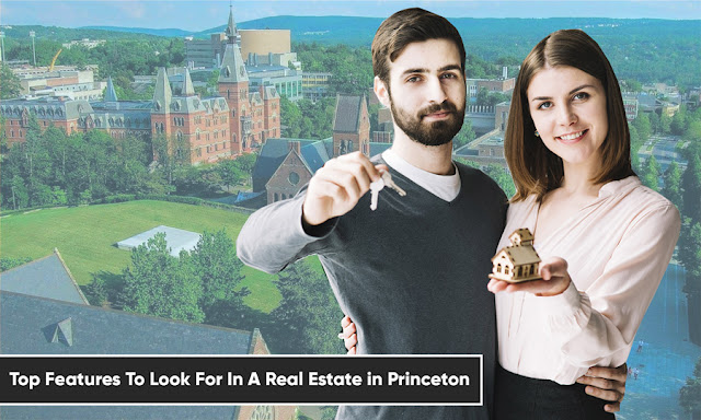 Top Features To Look For In A Real Estate in Princeton