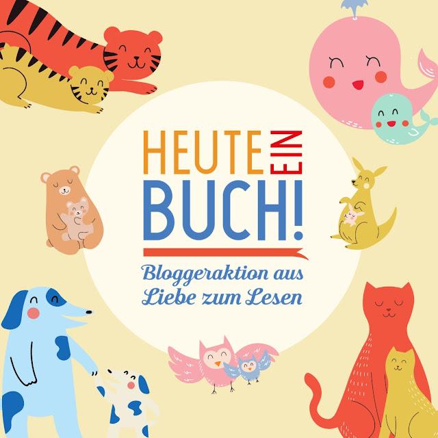"""Für mehr Leichtigkeit im Familienleben! Zwei Buchtipps für Kinder und Eltern zur Bloggeraktion """"Heute eine Buch!"""" zum Internationalen Kindertag"""