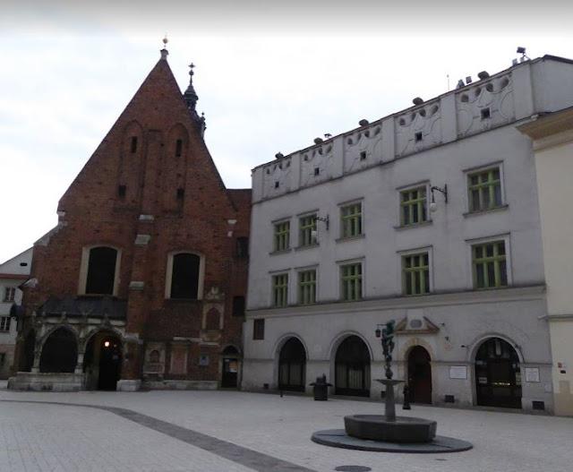 Chiesa di santa Barbara in Plac Mariacki