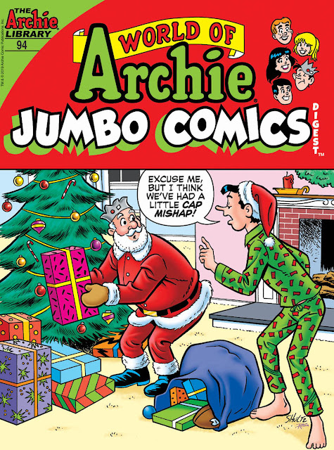 World of Archie Jumbo Comics Digest #94