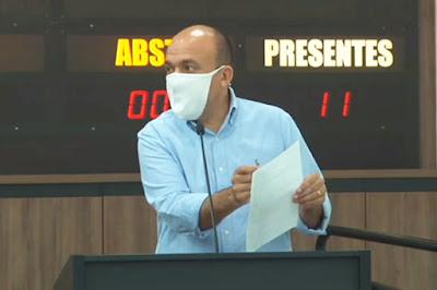 Secretário de Saúde, Jair Biatto