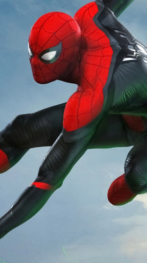 Spider man Far from home Mobile Wallpaper