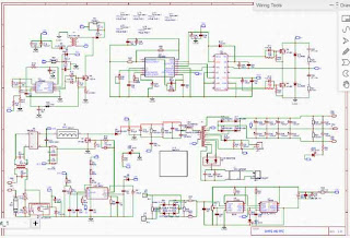 Schematic SMPS HB PFC 2kVA  IR2110 SG3525