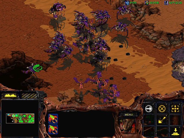 StarCraft: Brood War Mission 4: The Liberation of Korhal