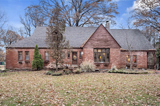 brick ranch home, custom designed and built by Sears Roebuck, 1931
