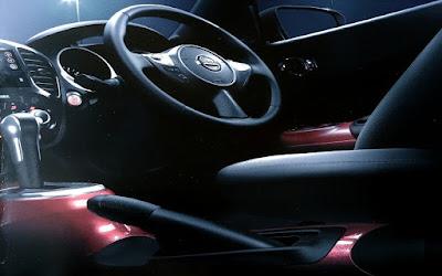 Gambar Desain Interior Nissan Juke Terbaru
